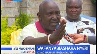 Kikao maalum chaandaliwa kujadili hatma ya biashara ndogo ndogo Nyeri