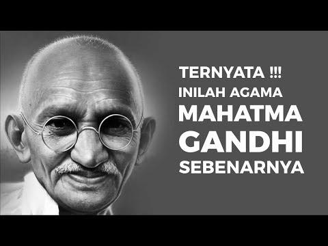 Ternyata Inilah Agama Mahatma Gandhi Sebenarnya Kaskus