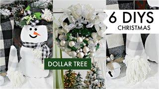 "🎄6 DIY DOLLAR TREE CHRISTMAS DECOR CRAFTS 2019🎄""I Love Christmas"" ep 5 Olivia's Romantic Home DIY"