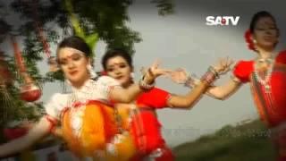 SATV Dance Ferari A Mon Amar Chupi Sare Koy SDA