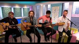 Want You Back - 5 Seconds of Summer on Sunday Brunch