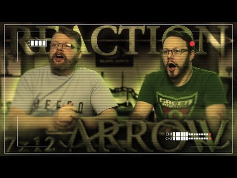 Arrow 7x12 REACTION!!