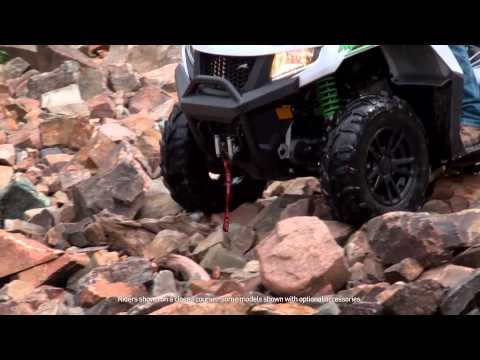 2016 Arctic Cat Alterra 700 in Roscoe, Illinois - Video 2
