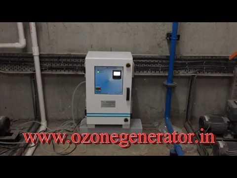 Ozonator For Stp Exhaust