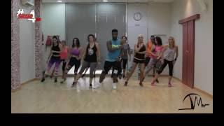 Yudi Fox   Moça Louca *choreography By: Tony Mosquera
