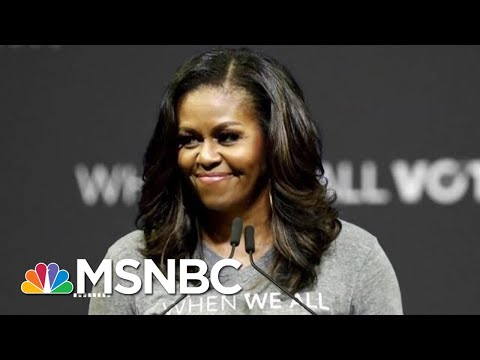 Michelle Obama On Donald Trump's Presidency: Where Is The Bottom?   The 11th Hour   MSNBC