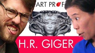 Art Professors FIGHT: H.R. Giger