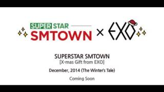 EXO 엑소 - December 2014 (The Winter's Tale) Ver.Superstar SMTown