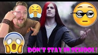 Don't Stay in School REACTION VIDEO!!!!