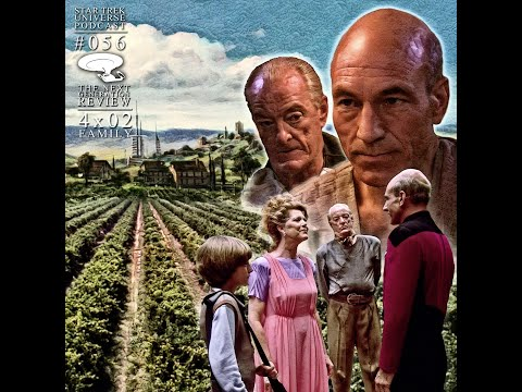 """'Picard' Primer - """"Family"""" (TNG 4x02) Review"""