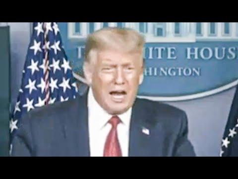 "Trump Botches Big Time, Says 1918 Spanish Flu ""Ended"" WW2"