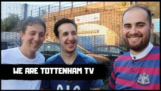 Two Spurs fan reflect on their defeat to Newcastle