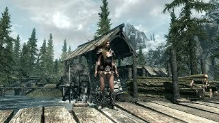 Moded Skyrim Playtraught.18+ Part 2