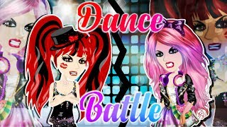 MSP PIXI STAR VS SAMANTHA - Dance Battle!