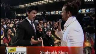 Sonu Nigam - Singing with the stars!