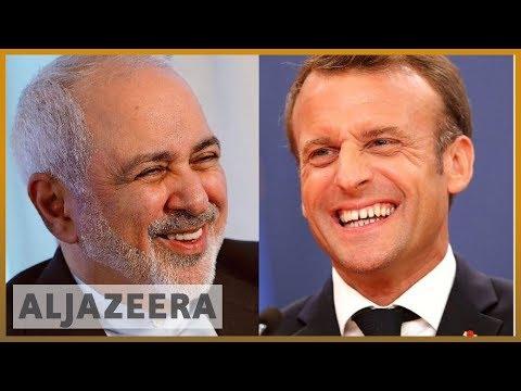 Iran's Zarif: Nuclear talks with Macron were 'productive'