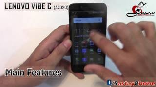 How To Hard Reset Lenovo Vibe C A2020a40 Phone - Самые