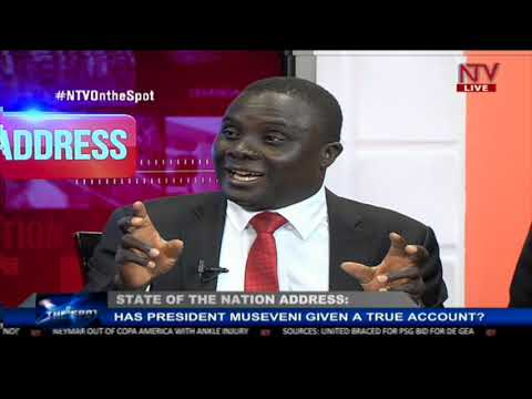 ON THE SPOT: Did the President give a satisfying account at the State Of Nation Address?
