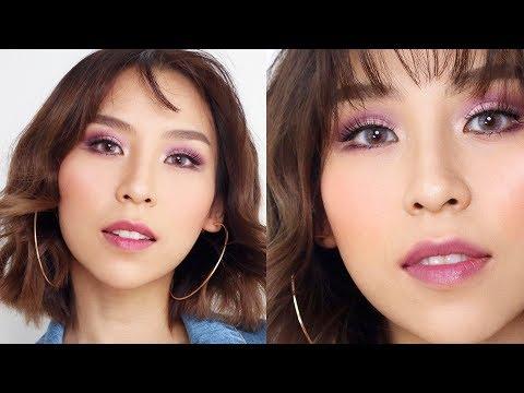 Soft Edgy Makeup - Transform With Tina