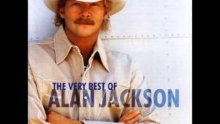 Alan Jackson - Don't Rock the Jukebox (audio only)
