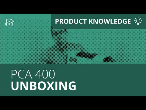PCA-400 | Unboxing & Product Overview