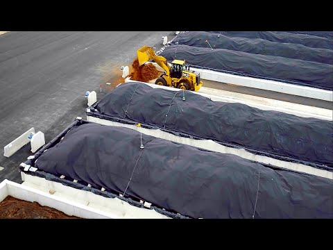Covered Aerated Static Pile Composting