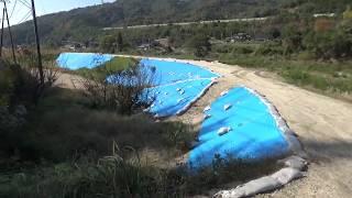 西日本豪雨災害復旧状況