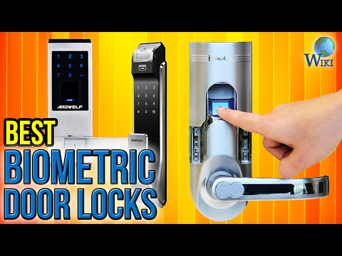 8 Best Biometric Door Locks 2017
