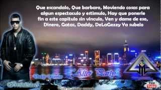After Party (Letra) - Daddy Yankee ft. De La Ghetto (Prestige)