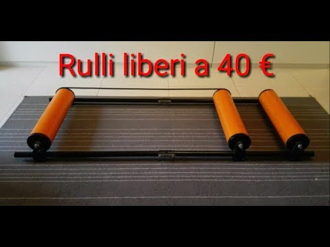 Rulli liberi a 40€