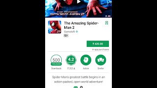 75 MB] The Amazing Spider man 2 Highly Compressed OFFLINE