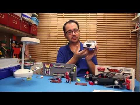 PlaymoTV -  Coches PLAYMOBIL  Tunning y otros