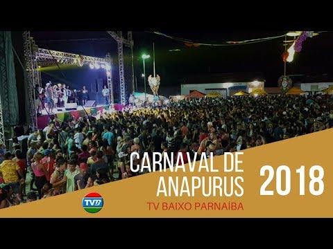 SÁBADO DE CARNAVAL EM ANAPURUS 2018