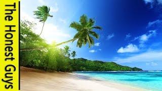 GUIDED MEDITATION -The Tropical Beach - Deep Relaxation & Sleep