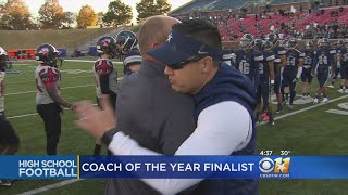 Frisco Has High School Football Coach Of The Year Nominee