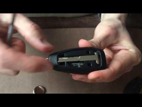 (Hack) Anleitung: Ford Keyless Go Schlüssel Batterie wechseln in nur 1 Minute (deutsch)