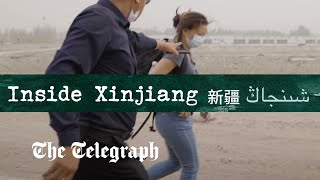 video: Sophia Yan:What I discovered on my nine-day trip covering China's repression in Xinjiang region