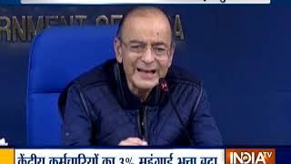 Cabinet approves 3 percent hike in DA for central govt employees, pensioners