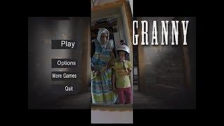 GRANNY GAME NEW DRESS MODE