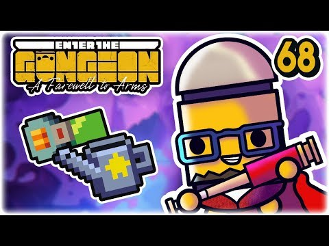 Starpew Valley | Part 68 | Let's Play: Enter the Gungeon: Farewell to Arms | PC HD