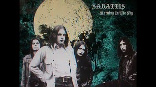 Sabattis--Warning in the Sky, Heavy Prog. Rock 70