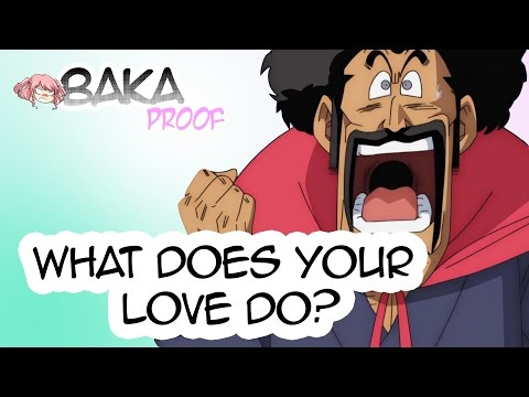 Learn Basic Japanese Through Dragon Ball Super - What Does Your Love Do?