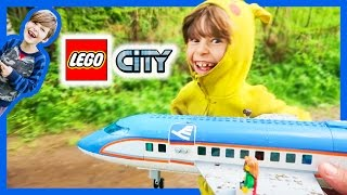 Lego City Videos For Kids - Plane Race!