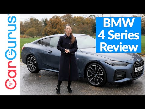 BMW 4 Series 2021 Review: Why it's so much more than a 3 Series coupe | CarGurus UK