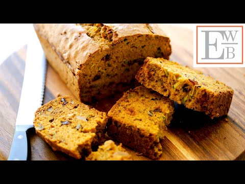 Video Beth's Ultimate Zucchini Bread Recipe | ENTERTAINING WITH BETH
