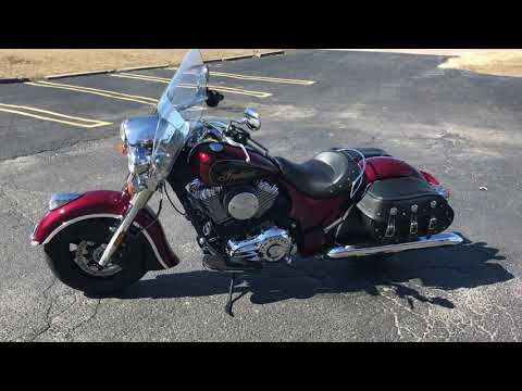 2017 Indian Chief® Classic in Belleville, Michigan