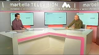 EL programa de televisión AHORA MARBELLA entrevista a Paco Díaz