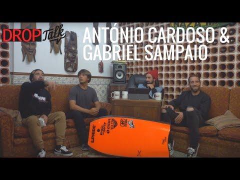Drop Talk #2 (c/ António Cardoso & Gabriel Sampaio)