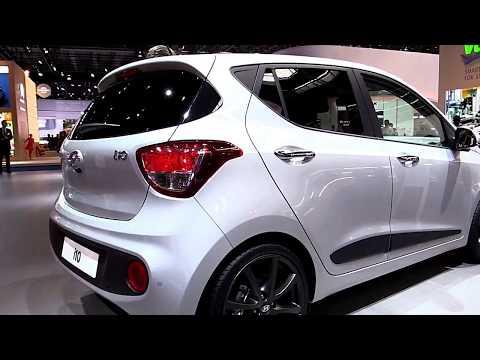 Hyundai  I10 Хетчбек класса A - рекламное видео 2