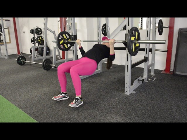 Reverse Grip Bodyweight Row